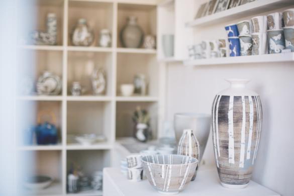 Treagar Pottery | Grace Elizabeth Photography | Isle of Wight
